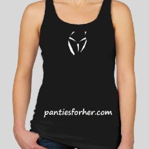 pantiesforher Spandex T-shirt #wolbar